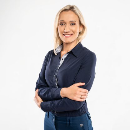 Gosia - Office Manager