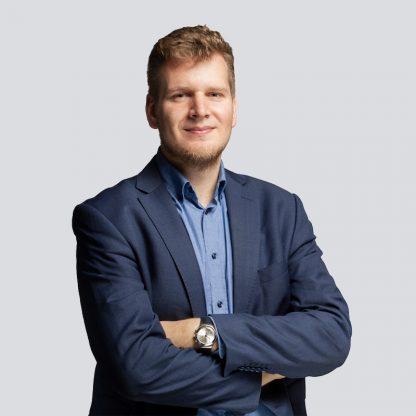 Paweł - Digital Service Designer