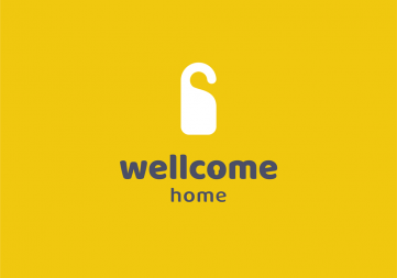 Wellcome Home - logo