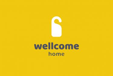 Wellcome Home - logo