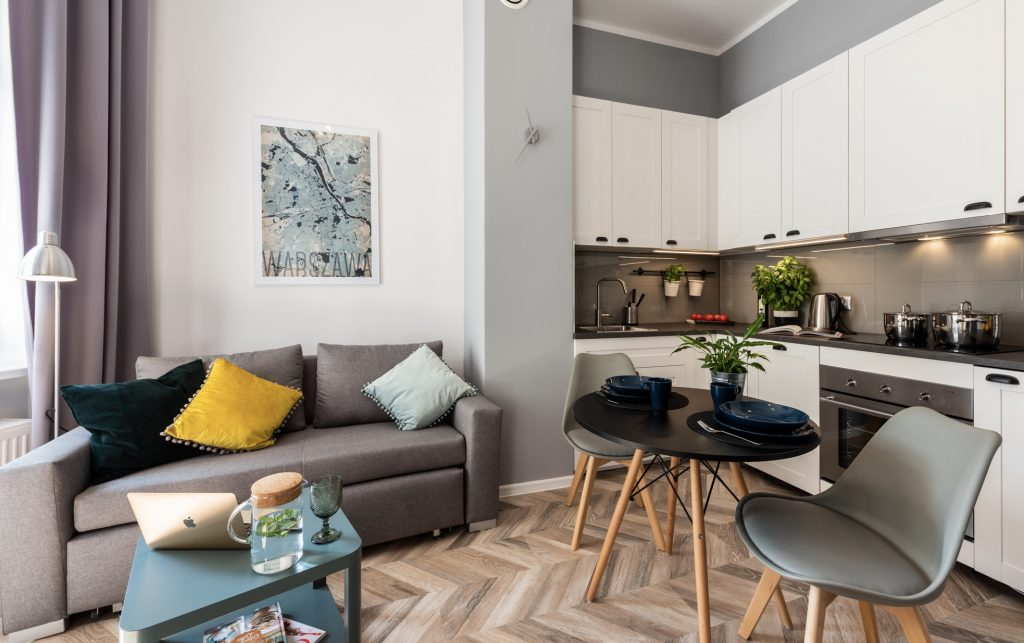 How To Arrange A Small Apartment 10 Ideas For A Tiny Space